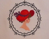 Red Hat Cameo Tote