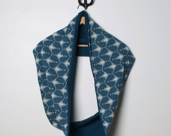 50% off: The Blue Infinity Scarf
