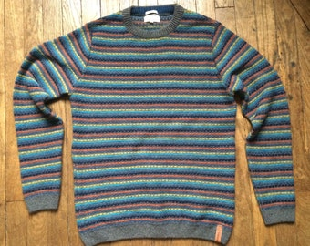 Retro Scandinavian Sweater