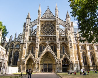 Photo of Westminster Abby - London, England