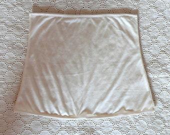 Lightweight Ahimsa Silk Jersey Corset Liner