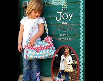 Summer Clearance Lilac Lane The Joy Bag Pattern