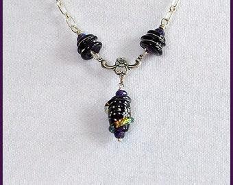 Royal Purple Necklace
