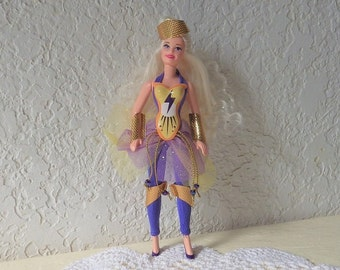 Action Figure, Ali, Guardian of the Magic from the Princess Tenko and the Guardians of the Magic Series.