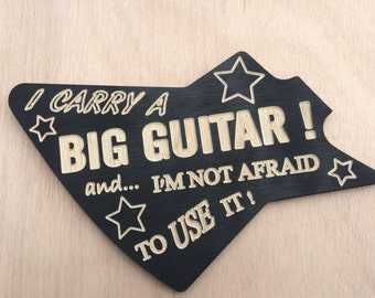 Guitar shaped wall plaque,wall art