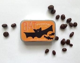 Halloween Treat, Halloween Party Favor, Halloween School Favor, Halloween for Kids, Kids Halloween Favor, Kids Halloween Gift, Bat Sticker