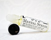 Worry and anxiety relief perfumed oil Roll on