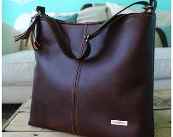 Lauren bag - Custom listing - tote bag - slouch bag