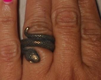 Ring - Snake - Size 6
