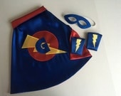 Cape mask and cuff set with rush service