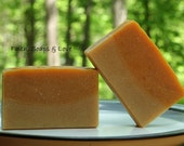 Lemongrass Essential Oil Soap - Natural Soap - Homemade Bar Soap - Lemon - Citrus - Handmade Soap