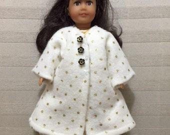 Mini AG doll coat
