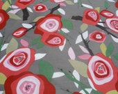 1 yard Andover Annalee  Stylized Floral patt# 5798