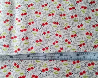 Fabric, Moda, by the yard, PotLuck by American Jane