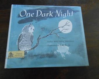One Dark Night by Preston 1969 Halloween