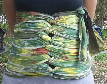 Discounted Extra Small - Belly Binding Wrap - Please Read Item Details Before Buying