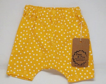 Baby Knit Shorts