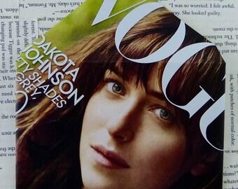 Dakota Johnson Vogue cover