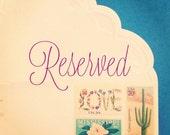 Reserved listing for Julianne :)