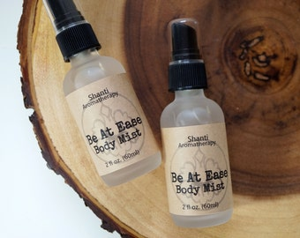 Be at Ease Aromatherapy Mist - Relaxation - Gifts for Mom - Gifts for women - 2oz