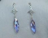 English Lavender Earrings