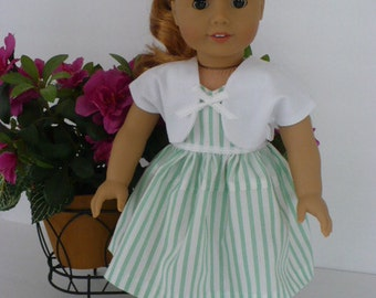 Maryellen's Sundress & Bolero