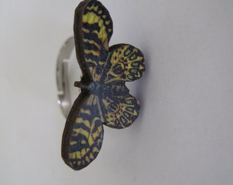 1-Butterfly Ring