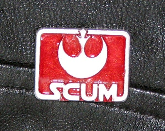 Star Wars Rebel Scum Lapel Pin