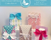 50% Off SVG Favors Gift Box Collection 4