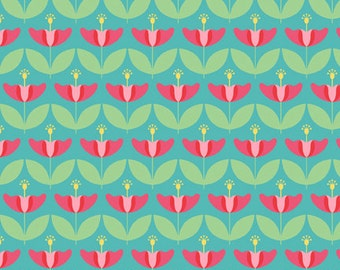 Hawaii Deco State by Tiffany Lerman of In The Beginning Fabrics