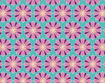 Montana Deco State Flower by Tiffany Lerman of In The Beginning Fabrics