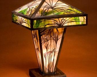 desk lamp, table lamp