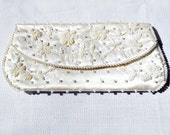 Fabulous Richere Beaded Evening/Bridal Clutch/Bag