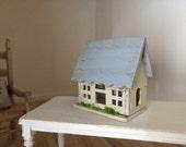 cottage miniature dollhouses. 1.12 scale