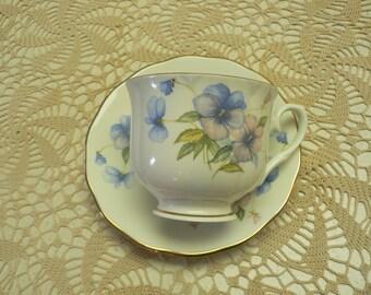 Crown Ceramics Ltd.India Fine Bone China Cup and Saucer
