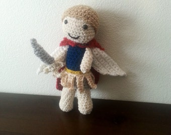 Saint Michael the archangel , Catholic Saint doll