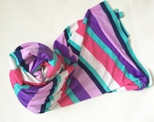Stripe Stretch Fabric