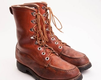 30% OFF 1970's Work Boot Mens size 7-1/2E