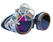 Steampunk goggles s1