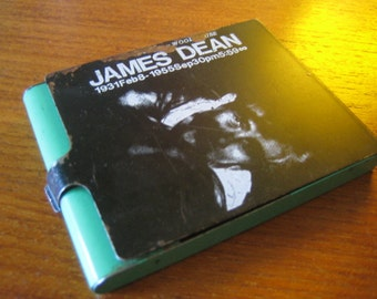 Rare Vintage James Dean Cigarette Case