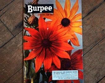 1957 Vintage Burpee Seed Catalog