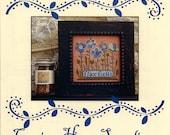 Carriage House Samplings: Flax Fields - Cross Stitch Pattern