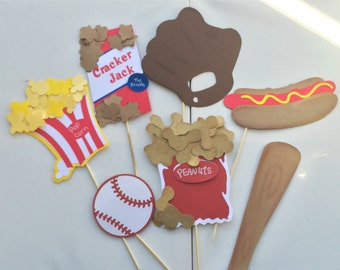 BASEBALL THEMED photo booth for wedding or parties