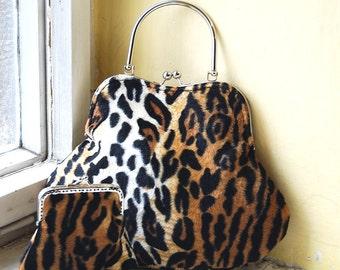 Handbag NOLA no.79 + purse Lily no.15