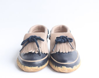 Vintage Women's Balloons Duck Boot Shoes Moccasin Style Size 5