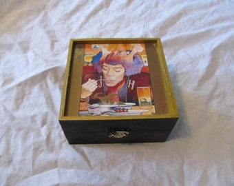 Jimi Hendrix Voodoo Soup Keepsake Stash Box
