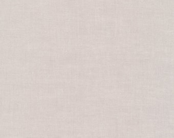 ASH Cirrus Solid, Chambray Weight, Crossweave, Yarn Dyed Solid Fabric, 100% GOTS-Certified Organic Cotton, Cloud9 Fabrics, 901