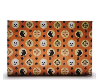 Basic Halloween Magnetic Makeup Palette Goth Eyeshadow Empty Organizer Storage - Poisoned Candies