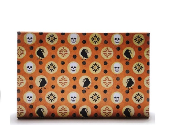 Basic Halloween Magnetic Makeup Palette Goth By Anothersoul