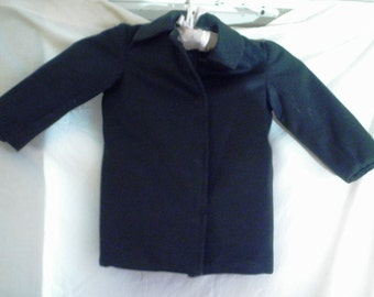 Vintage Amish Coat Child's Amish Little Boys Coat